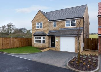Thumbnail 4 bedroom detached house for sale in The Redmire, Oakham Road, Greetham, Rutland