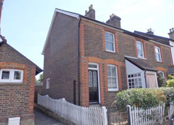 Thumbnail 2 bed end terrace house to rent in Effingham Road, Reigate