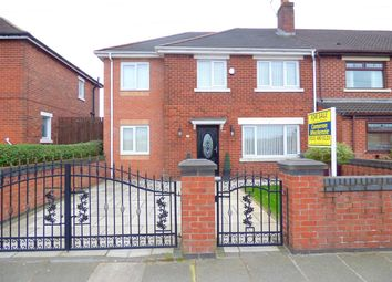 Thumbnail 4 bedroom terraced house for sale in Longview Drive, Huyton, Liverpool
