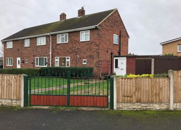 Thumbnail 3 bed semi-detached house for sale in Oldfield Crescent, Stainforth, Doncaster