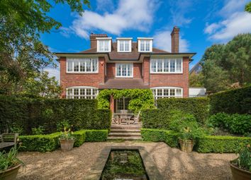 Thumbnail 7 bed detached house for sale in Heath Drive, Hampstead