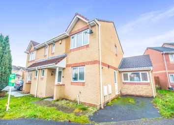 Thumbnail 3 bed semi-detached house for sale in Pearce Close, St. Mellons, Cardiff
