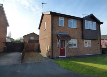 Thumbnail 2 bed end terrace house for sale in Foston Gate, Wigston, Leicester, Leicestershire