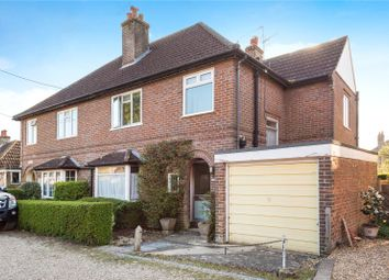 Thumbnail 3 bed semi-detached house for sale in Highfield Avenue, Twyford, Winchester, Hampshire