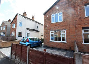 Thumbnail 2 bed semi-detached house for sale in Braunstone Close, Leicester
