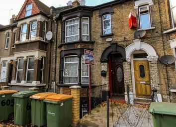 Thumbnail 4 bedroom terraced house for sale in Barking Road, Plaistow