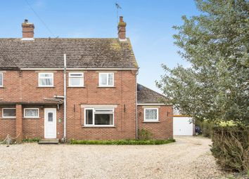 Thumbnail 3 bedroom semi-detached house for sale in Bradmere Lane, Docking, King's Lynn