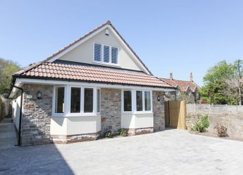 Thumbnail 3 bed detached house for sale in Old Church Road, Clevedon