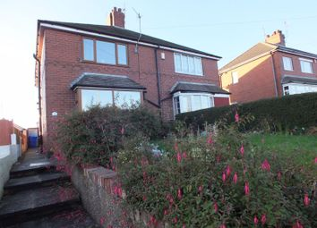 Thumbnail 3 bed semi-detached house for sale in Brownhills Road, Tunstall, Stoke-On-Trent