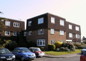 Thumbnail 1 bed flat to rent in Northdown Close, Horsham