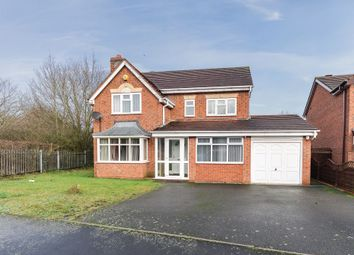 Thumbnail 5 bedroom detached house for sale in Fairburn Crescent, Pelsall, Walsall, West Midlands