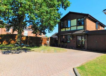 Thumbnail 4 bed detached house for sale in Ashlands, Hixon, Stafford