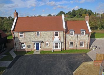 Thumbnail 5 bed detached house for sale in Jack's Field, Witnesham, Ipswich