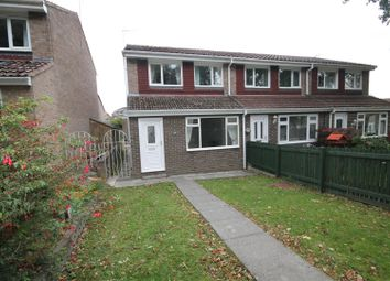 Thumbnail 3 bedroom end terrace house for sale in Collier Close, Crook