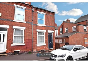 Thumbnail 2 bed terraced house to rent in Russell Road, Nottingham