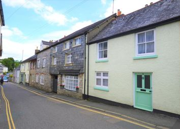 Thumbnail 3 bed terraced house for sale in Market Street, Buckfastleigh, Devon