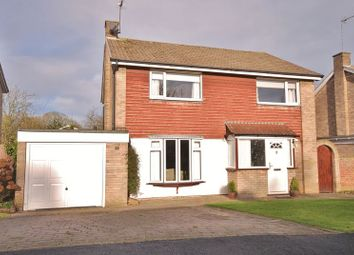 Thumbnail 4 bed detached house for sale in Meadow Way, Walkington, Beverley