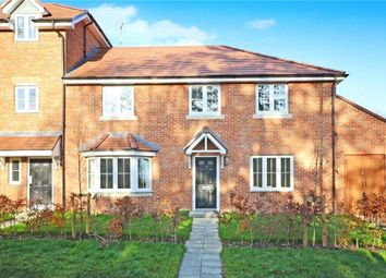 Thumbnail 2 bed flat for sale in Austen Way, St Albans, Hertfordshire