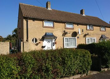 Thumbnail 2 bed semi-detached house for sale in Cambria Gardens, Stanwell, Staines
