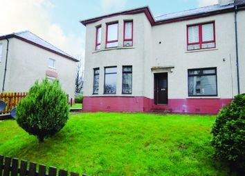 Thumbnail 3 bed flat for sale in Kirkton Avenue, Glasgow