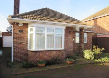 Thumbnail 3 bedroom detached bungalow for sale in Eye Road, Peterborough