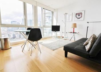 Thumbnail Studio to rent in Ontario Tower, 4 Fairmont Avenue, Canary Wharf, London