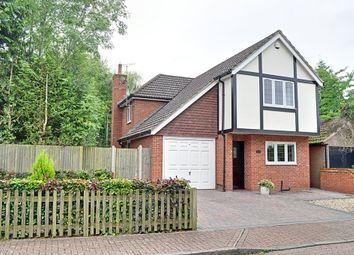 Thumbnail 3 bed detached house for sale in Kilnwood, Halstead, Sevenoaks