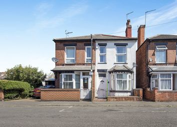 Thumbnail 2 bed semi-detached house for sale in Lawrence Street, Long Eaton, Nottingham