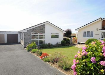 Thumbnail 2 bed detached bungalow for sale in Gurney Close, Bude, Cornwall