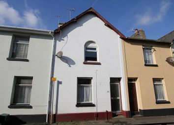 Thumbnail 2 bed terraced house for sale in Albert Terrace, Newton Abbot