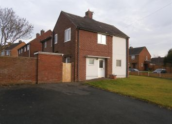 Thumbnail 2 bedroom semi-detached house for sale in Wellington Drive, Cannock