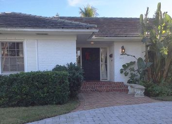 Thumbnail 5 bed property for sale in 224 Via Marila, Palm Beach, Fl, 33480