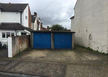 Thumbnail Parking/garage for sale in Garages, Alison Way, Aldershot, Hampshire