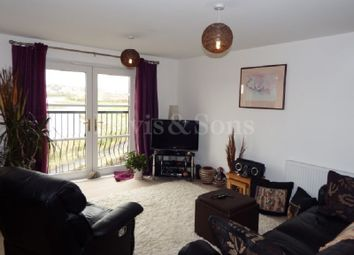 Thumbnail 2 bed flat for sale in Amelia Way, Off Corporation Road, Newport.