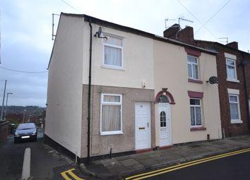 Thumbnail 2 bedroom end terrace house to rent in Robert Heath Street, Smallthorne, Stoke-On-Trent