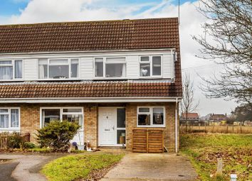 Thumbnail 4 bed semi-detached house for sale in Arne Grove, Horley