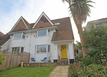 Thumbnail 5 bed semi-detached house for sale in Oxford Gardens, Mannamead, Plymouth