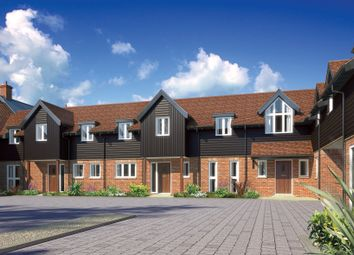 Thumbnail 4 bed detached house for sale in Plot 6, Grove Road, Lymington, Hampshire