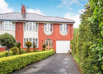 Thumbnail 3 bed semi-detached house for sale in St. Lukes Crescent, Widnes