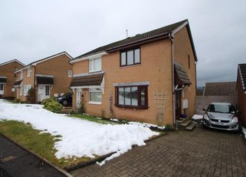 Thumbnail 2 bed semi-detached house for sale in Tantallon Avenue, Gourock, Inverclyde