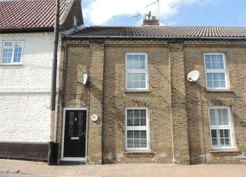 Thumbnail 2 bedroom terraced house for sale in High Street, Hilgay, Downham Market
