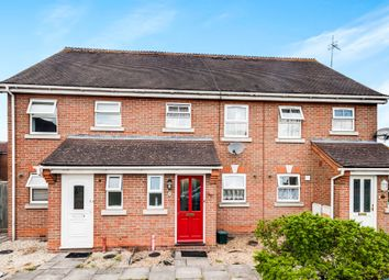Thumbnail 2 bed terraced house for sale in Swarbourne Close, Didcot