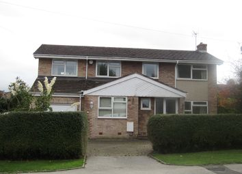 Thumbnail 4 bed detached house to rent in Hunloke Avenue, Walton