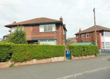 Thumbnail 2 bed semi-detached house for sale in Eastwood Avenue, Droylsden, Manchester