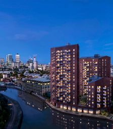 Thumbnail Studio for sale in Three Waters, London