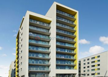 Thumbnail 2 bed flat to rent in Aqua Vista Square, London