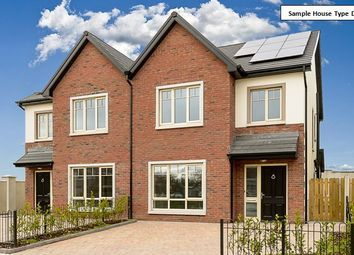 Thumbnail 3 bed semi-detached house for sale in House Type F, Dun Eimear, Eastham Road, Bettystown, Meath