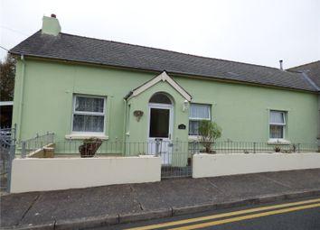 Thumbnail 3 bed semi-detached bungalow for sale in Chance Cottage, Chapel Road, Llanreath, Pembroke Dock