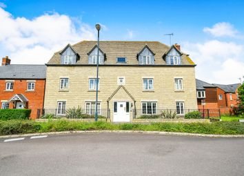 Thumbnail 2 bed flat for sale in Mir Crescent, Swindon