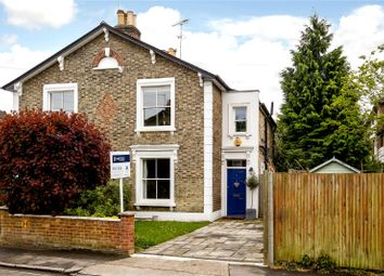 Thumbnail 3 bedroom semi-detached house for sale in Townshend Terrace, Richmond